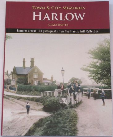 Harlow, by Clare Baster